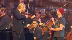 Live from Hannover - David Garrett plays Viva la Vida from his new Album...