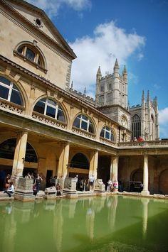 Bath: The Gem of Georgian England by Rick Steves