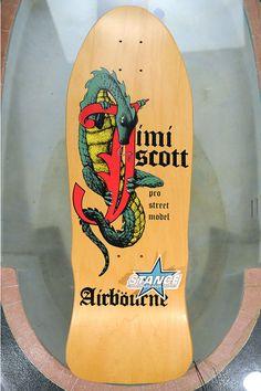 "Airbourne NOS Airbourne Jimi Scott ""SC"" #Airbourne"
