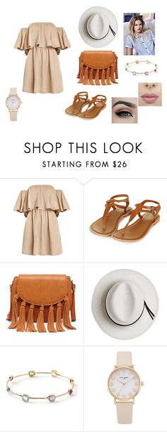 """Summer is coming"" by abydallas on Polyvore featuring mode, Topshop, Sole Society, Calypso Private Label, Morgan Lane et Ippolita"