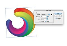 Follow this step by step to create a vibrant and colourful logo style icon graphic. This style of abstract three dimensional shape has become a popular trend in the world of logo design. Today we'll look at how to build the graphic in Illustrator using a range of tools and techniques. Usually I'd always recommend …