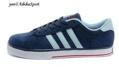 reputable site 98e62 eb1ec Men s Adidas SE Daily Vulc Lifestyle Shoes Navy Argentina Blue University  Red HOT SALE! HOT PRICE!