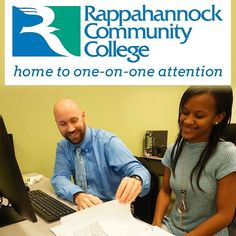 Thanks to our small class size you can expect one-on-one attention. Check out RCC today http://ift.tt/28MtgUy  #transferclass #rappahannock #community #college #comm_college #summer #newkent #kinggeorge #warsaw #gloucester #nnk #northernneck #northernneckva #middlepeninsula #midpenva