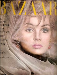 SEPTEMBER 1964 JEAN SHRIMPTON BY DAVID BAILEY