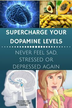 """""""Dopamine is a neurotransmitter that helps control the brain's reward and pleasure centers. Dopamine also helps regulate movement and emotional response, and it enables us not only to see rewards, … Health And Beauty, Health And Wellness, Health Tips, Health Care, Health Fitness, News Health, Psychology Today, Brain Health, Natural Medicine"""