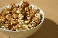 Chai Caramel Corn | 10 Snackworthy Popcorn Combos For Your Next Movie Night