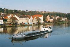 Main River, Kitzingen, Germany #virtualtourist