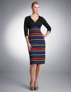 Good dress for top-heavy gals like me