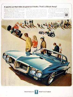 1969 Pontiac Firebir
