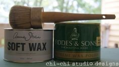 Chalk paint wax by Acowand