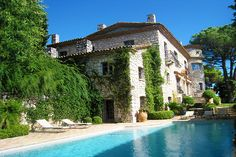 Bastide in the South of France