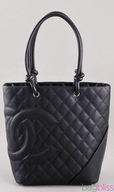 44e225f1ff213 Chanel Cambon Tote Chanel Tote