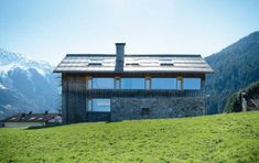 Stodolu premenili na bývanie | Realizácie | Architektúra | www.asb.sk