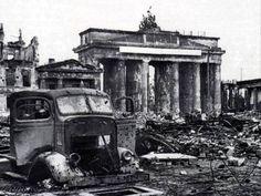 1939 1945 - Berlin en ruines - seconde guerre mondiale - Bing Images