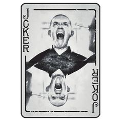 Full Metal Jacket Private Joker Card
