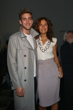 Roberta Armani Photo - Emporio Armani - Milan Fashion Week Menswear Spring/Summer 2012