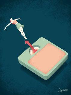 Ilustração: Andrea De Santis (Teoria Criativa   por Gabi Barbosa)