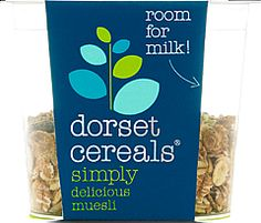 The lovely people at Dorset cereals sent us some mini pots for our staff to try! Thanks Lizzie Lucey at Dorset Cereals!