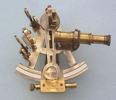 Image result for antique sextant