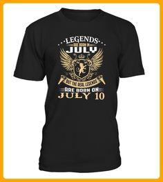 july 10 Mens Premium Tank - Geburtstag shirts (*Partner-Link)