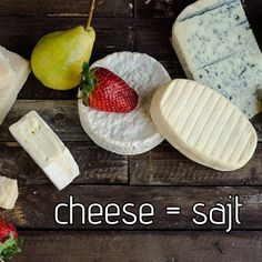 Tanulj angolul - Angol szavak - Tanulás Camembert Cheese, Dairy, Food, Meals, Yemek, Eten