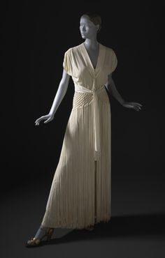 Woman's Evening Dress | LACMA Collections