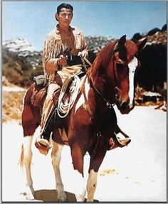 Jay Silverheels- Tonto - The Lone Ranger's Faithful Indian companion was cast for the part on television in 1949. He did the entire run of the series and two subsequent movies.
