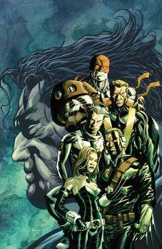 AGE OF APOCALYPSE #3 - Art by Roberto De La Torre, Cover by Mike McKone