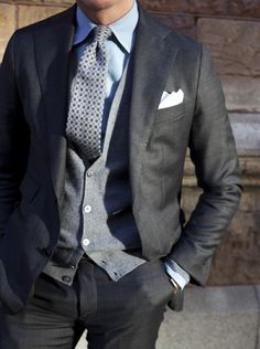 MenStyle1- Men's Style Blog - Men's Tie inspiration.