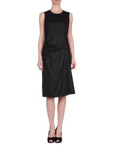 JIL SANDER 3/4 Length Dress. #jilsander #cloth #dress