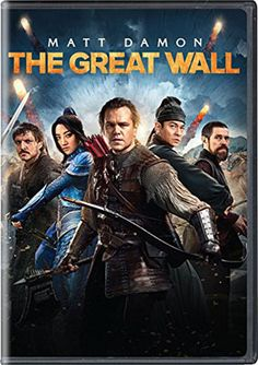 DVD: The Great Wall
