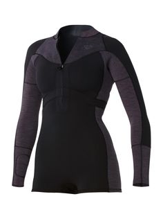 XY Long Sleeve Front Zip Springsuit