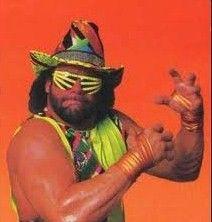 Randy Savage... Made a huge impact on professional wrestling    People, people