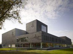 Fontys Sports College by Mecanoo architecten