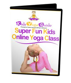 Kids Yoga Guide ~ Prenatal to Tween and Everything in Between! Yoga For All, Yoga For Kids, Exercise For Kids, Kid Yoga, Preschool Yoga, Toddler Yoga, Childrens Yoga, Sensory Therapy, Online Yoga Classes