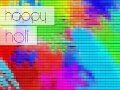 Happy Holi! by Rihan Terence