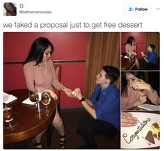 19 Pictures You Understand If You're Always The Only Person Who Wants Dessert