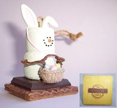 Original Smores Easter Bunny Ornament Exclusively by Midwest Cannon Falls | eBay