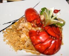 Lobster Pad Thai Recipe Oceania Cruises