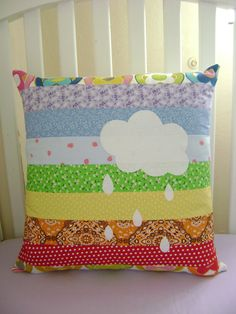 Almofadas fofoletes... ~ Vanessa Maurer Sewing Crafts, Sewing Projects, Shabby Chic Pillows, Patchwork Cushion, Sewing Baskets, Sewing Pillows, Patch Quilt, Applique Designs, Pin Cushions