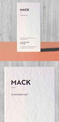 Exceptional Miss a Letterpress start announcement Letterpress Business Cards, Letterpress Printing, Paper Design, Book Design, Baby Cards, Business Card Design, Branding Design, Layout, Birth Announcements