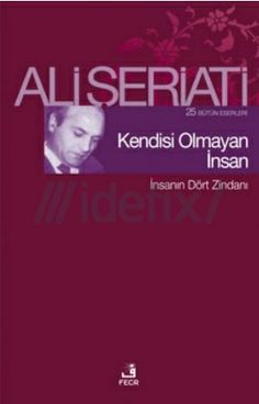 Kendisi Olmayan İnsan - Ali Şeriati Ali, Books, Education, Reading, Movie Posters, Movies, Libros, Film Poster, Films