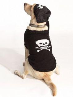 Pirate Dog Sweater