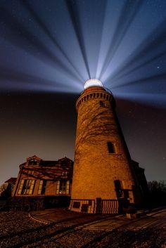 Lighthouse near Kühlungsborn, Germany.