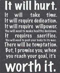 It will require #Dedication. It will require #Willpower. It will be so #WorthIt.  #carbnitetransformations