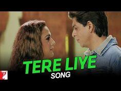 Tere Liye - Translation and Lyrics - Veer Zaara Srk Movies, Preity Zinta, Lata Mangeshkar, A New Hope, Shahrukh Khan, Music Lyrics, Bollywood, Songs, My Love