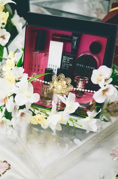 Hantaran - make up & perfume
