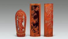 The Art of Chinese Bamboo Carving