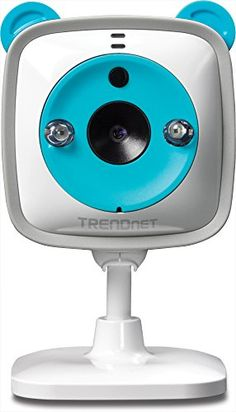 TRENDnet 720p HD Cloud Baby Cam IPNetwork microSD Card slot Wireless Temperature sensor Video Monitoring Surveillance security camera plugplay with TwoWay Audio and Night Vision Free app five preinstalled lullabies for baby soothing mood MAC IphoneWindows Android  Compatible * Want to know more, click on the image.Note:It is affiliate link to Amazon. #VideoCamera