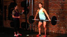 Crossfit Workout for Functional Strength and Explosiveness